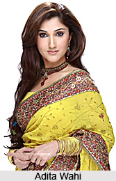 Adita Wahi, Indian Television Actor