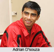 Adrian D Souza , Indian Hockey Player