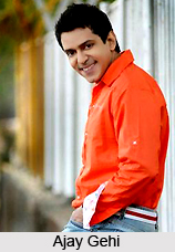 Ajay Gehi, Indian Television Actor