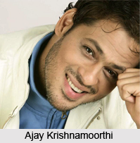 Ajay Krishnamoorthi, Indian TV Actor