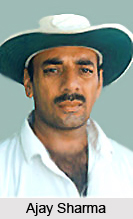 Ajay Sharma, Indian Cricket Player