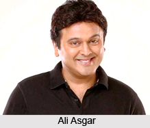 Ali Asgar, Indian TV Actor