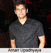 Amarr Upadhyaya, Indian TV Actor