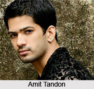 Amit Tandon, Indian TV Actor