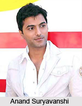 Anand Suryavanshi, Indian TV Actor
