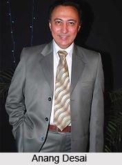Anang Desai, Indian Actor
