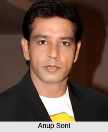 Anup Soni, Indian Television Actor