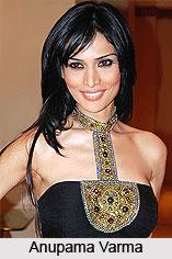 Anupama Varma, Indian Television Actress