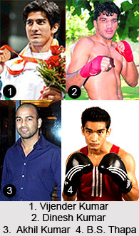 Arjuna Awardees in Boxing