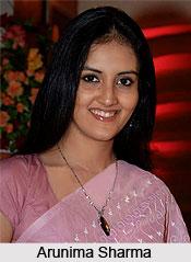 Arunima Sharma ,  Indian TV Actress
