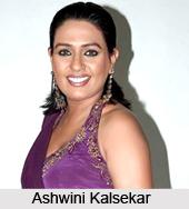 Ashwini Kalsekar, Indian TV Actress