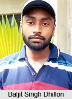 Baljit Singh Dhillon, Indian Hockey Player