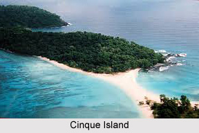 Cinque Island, Andaman and Nicobar Islands