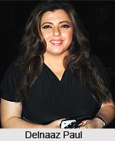 Delnaaz Paul, Indian TV Actress