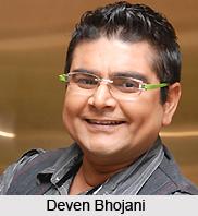 Deven Bhojani , Indian TV Actor