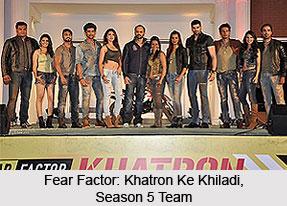 Fear Factor: Khatron Ke Khiladi, Indian Reality Show