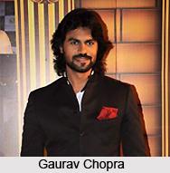 Gaurav Chopra, Indian Television Actor