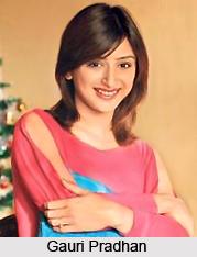 Gauri Pradhan aka Nandini, Indian TV Actress