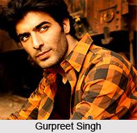 Gurpreet Singh, Indian Television Actor