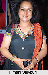 Himani Shivpuri, Indian Actress