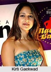 Kirti Gaekwad, Indian TV Actress