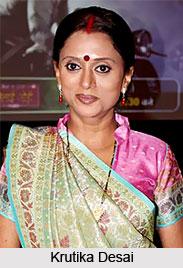 Krutika Desai, Indian TV Actress