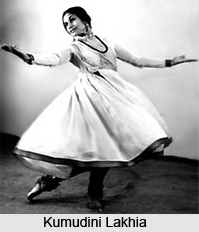 Kumudini Lakhia, Indian Dancer