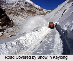 Kyelong,  Himachal Pradesh