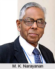 M. K. Narayanan, Indian Politician