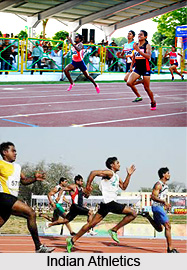 Management of Indian Athletics