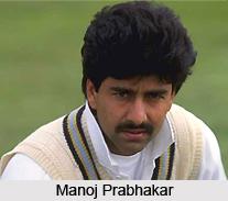 Manoj Prabhakar, Indian Cricket Player
