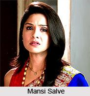 Mansi Salve, Indian Television Actress