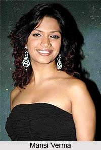 Mansi Verma, Indian TV Actress