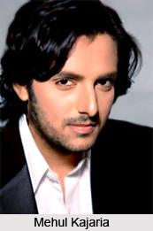 Mehul Kajaria, Indian TV Actor