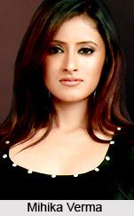 Mihika Verma, Indian Television Actress