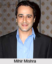 Mihir Mishra, Indian TV Actor