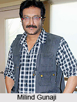 Milind Gunaji, Bollywood Actor