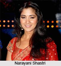 Narayani Shastri, Indian Television Actress