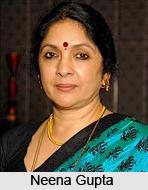 Neena Gupta , Indian TV Actress