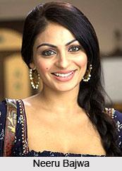 Neeru Bajwa, Indian TV Actress