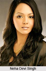 Neha Devi Singh, Indian TV Actress
