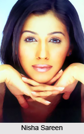 Nisha Sareen, Indian Television Actress
