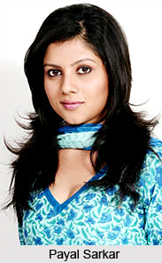 Payal Sarkar , Indian TV Actress
