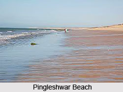 Pingleshwar Beach, Gujarat