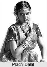 Prachi Dalal, Indian Dancer