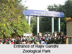 Rajiv Gandhi Zoological Park, Pune