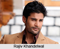 Rajiv Khandelwal, Indian Television Actor