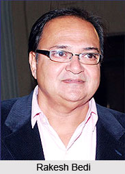 Rakesh Bedi, Indian TV Actor