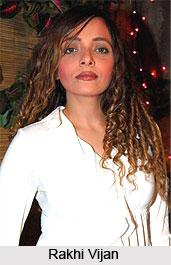 Rakhi Vijan, Indian TV Actress