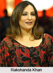 Rakshanda Khan, Indian TV Actress